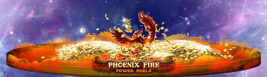 Phoenix Fire Power Reels antoi jättipotin Suomeen