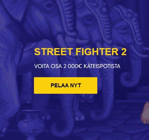 Street Fighter 2 - Bethard