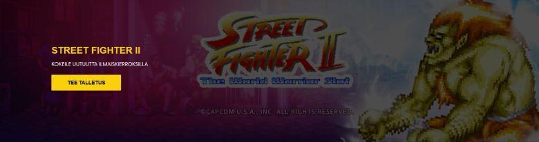 Street Fighter 2 - Bethardilla
